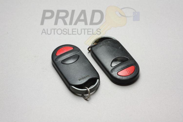 Nissan Reparatie Service 418 Mhz Priad Autosleutels