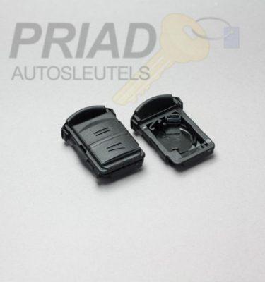 Opel autosleutel behuizingen Agila, Combo, Corsa en Meriva