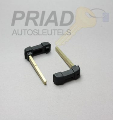 Landrover smart key noodsleutel voor de 5-knops smart key S-0406