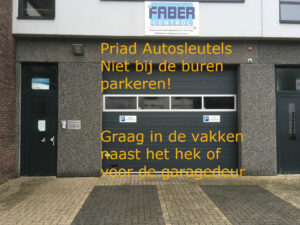 Priad Autosleutels